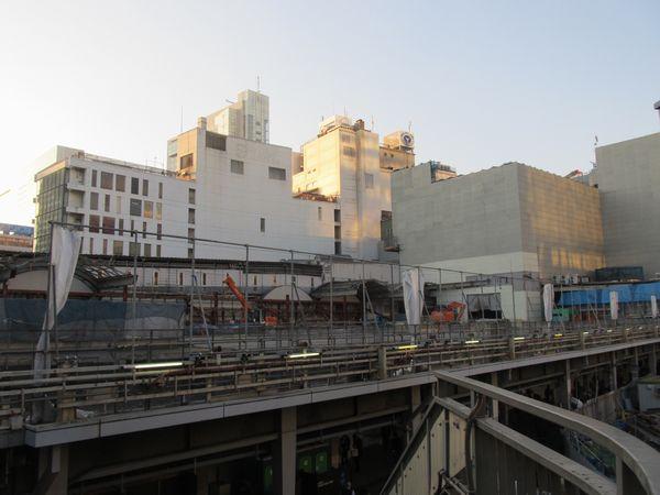さよなら、東横線渋谷駅