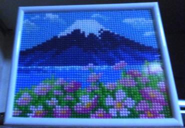 ビ-ズ 富士山‐8-2-