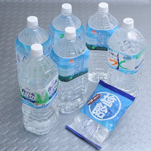 bichiku water