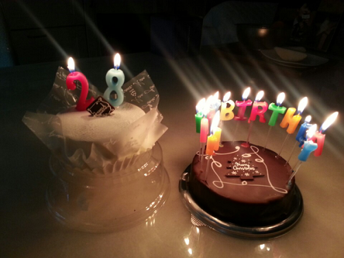 xiamama ケーキ