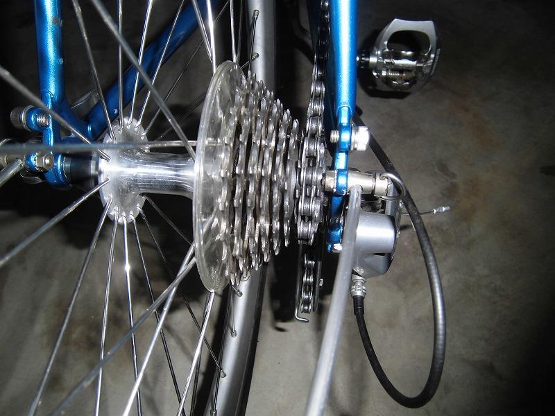 自転車大改造計画 - たそがれ ...
