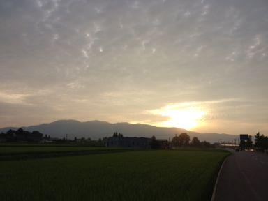 2012.07.24野田の夕焼けその2