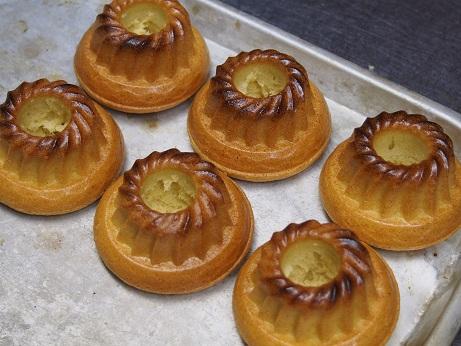 シフォンケーキ2