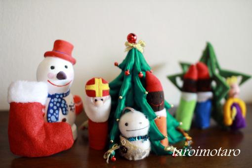 10Dec12 クリスマスの飾り(9)