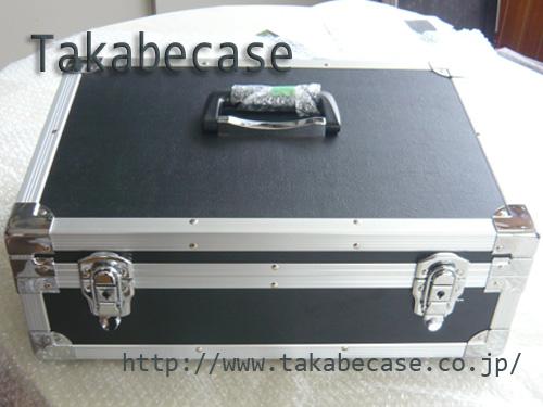黒ABS ハードケース製作例
