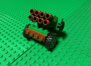 140mm8連装ロケットランチャー