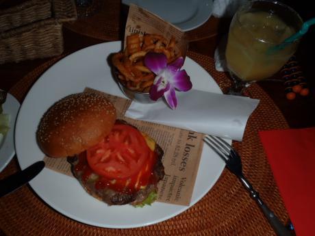ハワイアンハンバーガー