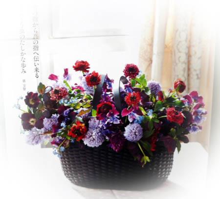 お花のカレンダ-
