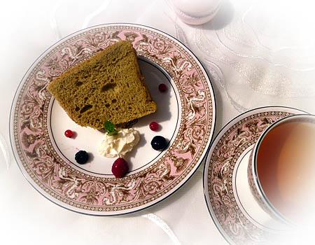 抹茶シフォン ニルギリ