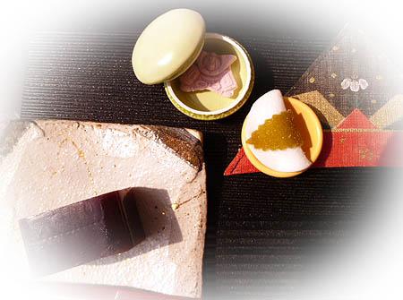 羊羹&京菓子