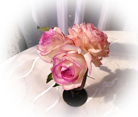 長持ち薔薇&ラナン