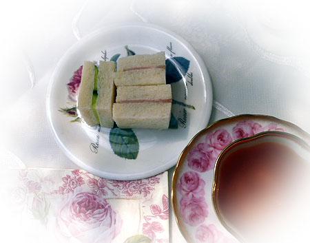 サンドイッチ&カングラ ワ-茶園