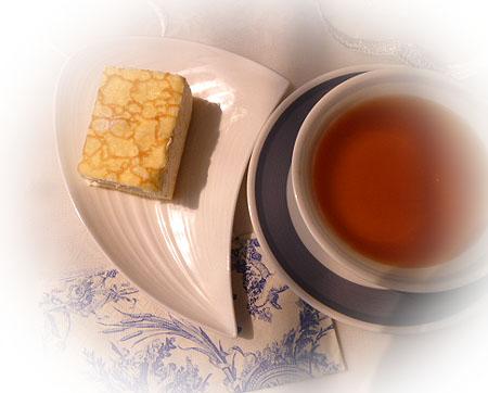 ロングミルクレ-プ&セカンド・サングマ茶園