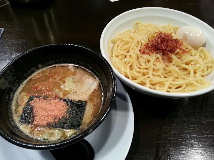 うんじゃらげ エビつけ麺