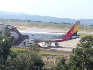 富山空港??