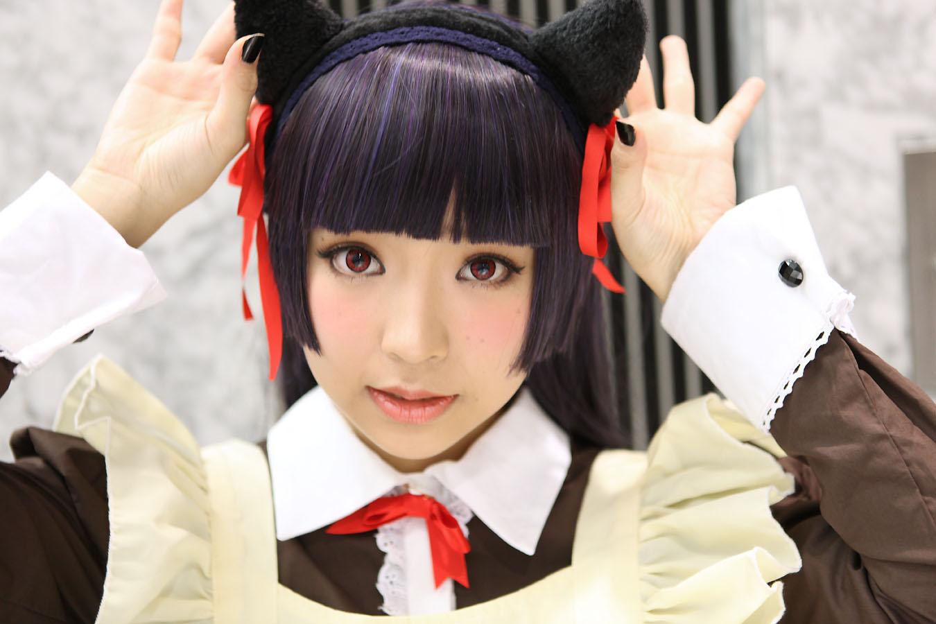 【浅絵綾人さん】俺の妹がこんなに可愛いわけがない 黒猫