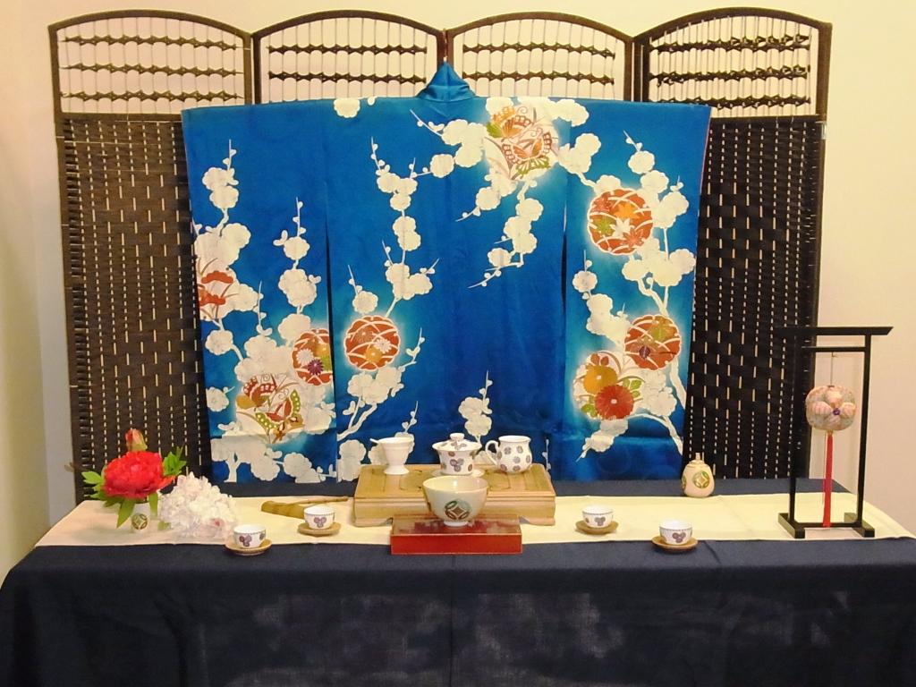 高級茶芸師試験 茶席設計