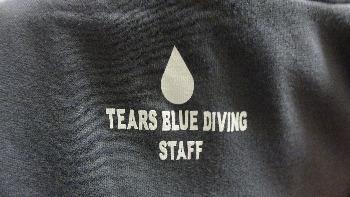 Tears Blue ロゴ