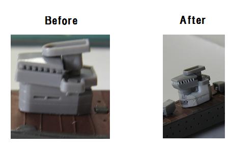 天龍Before-After