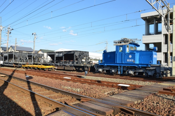 遠州鉄道ED28 2 (2013年12月1日)