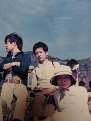 20130408・谷川岳1