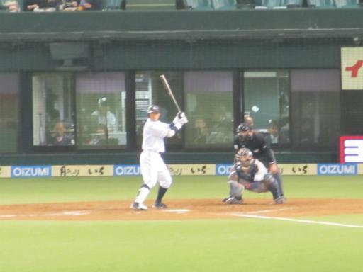 20130416・野球11P・栗山選手~