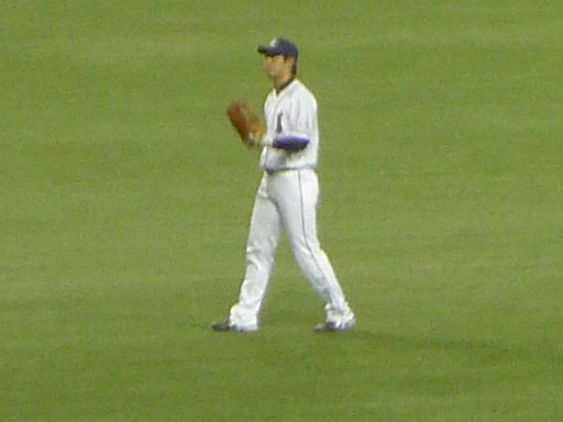 20130416・野球16L・秋山選手