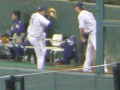 20130416・野球20L・長田&ウィリアム投手