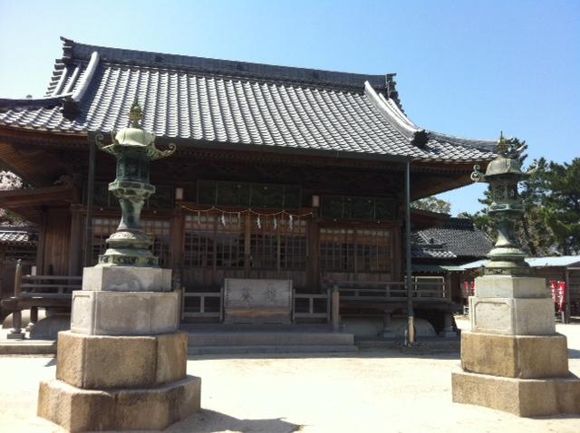 一色町諏訪神社