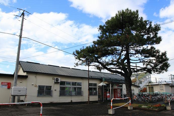 11.篠路駅
