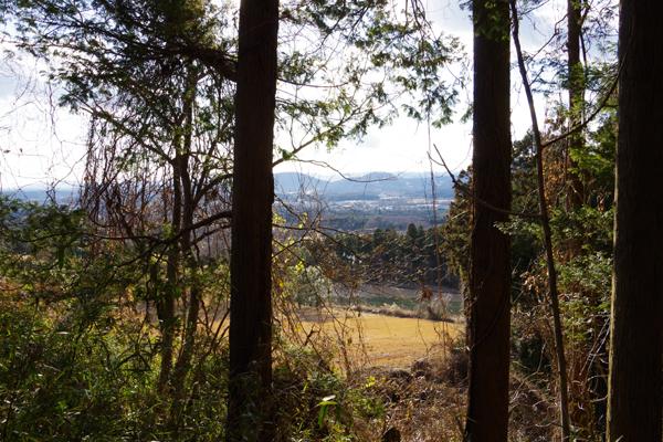 笠松山10