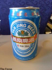 中国国際航空 ビール