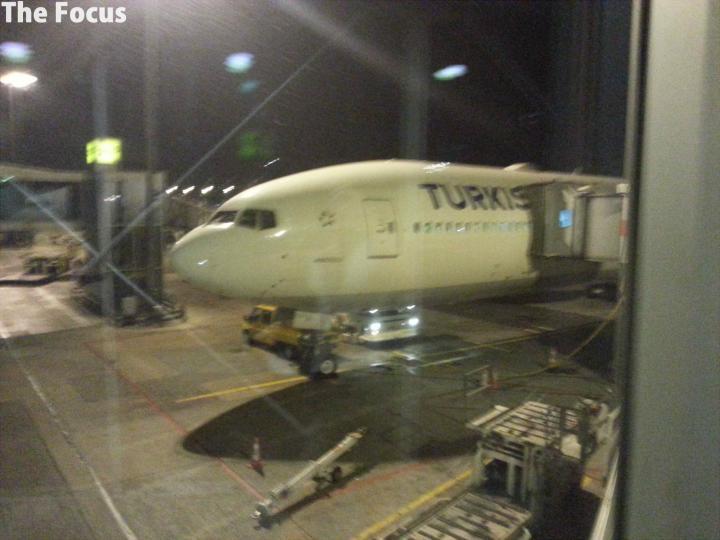 イスタンブール トルコ航空 アタテュルク国際空港