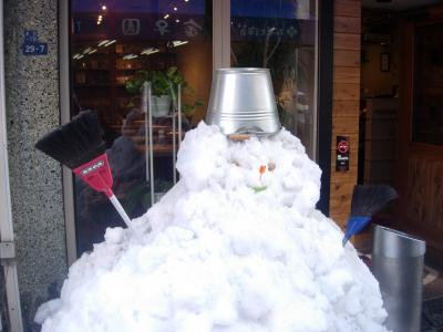 ブログ用雪だるま