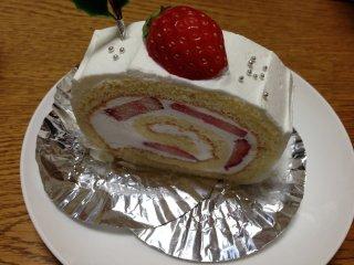sクリスマスケーキ