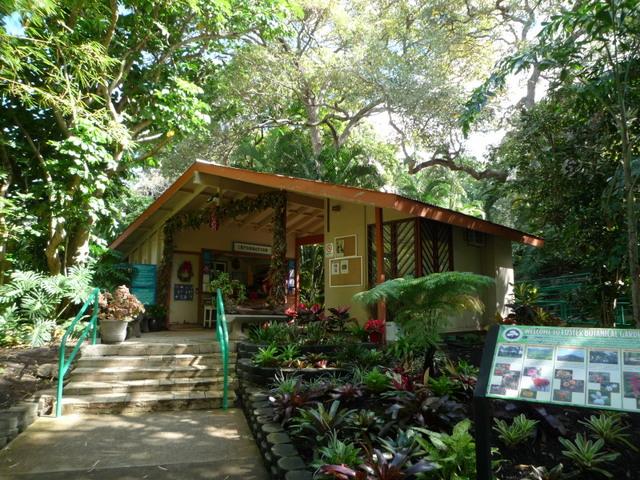 foster botanucal garden