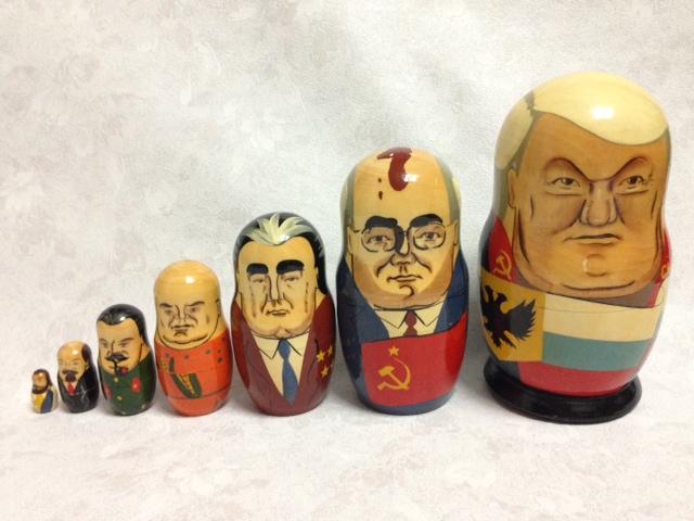 モスクワ土産