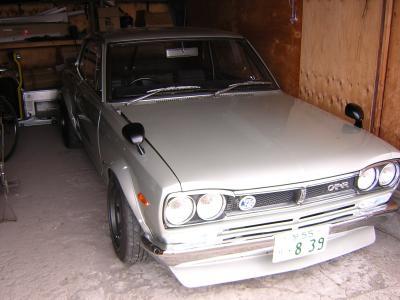 ガレージ007