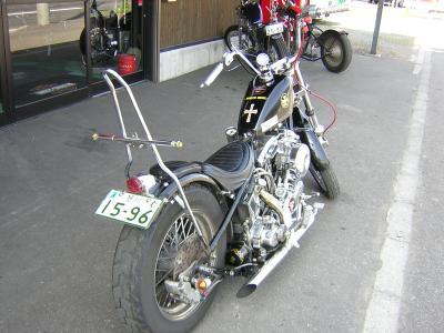 バイク007