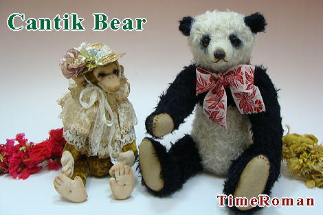 Cantik Bear
