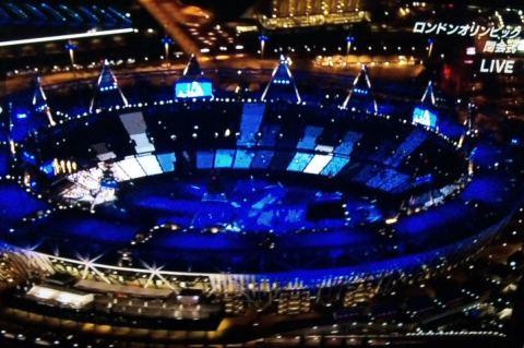 2012ロンドンオリンピック閉会式