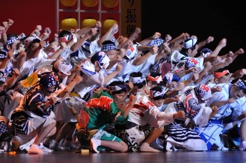 2012前夜祭舞台
