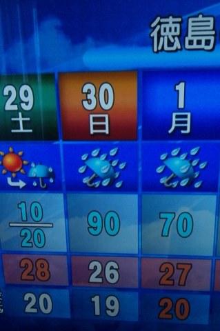 09/29-10/01_天気予報