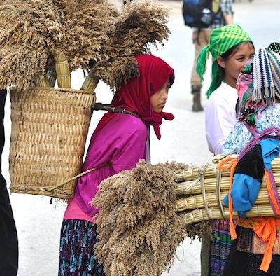 ベトナム衣装