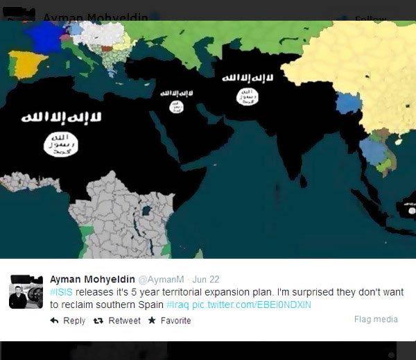シリア爆撃(ISISの目標獲得地域)image