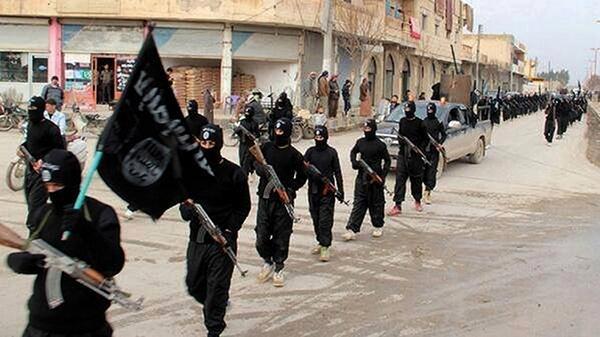 シリア爆撃(ISIS)image