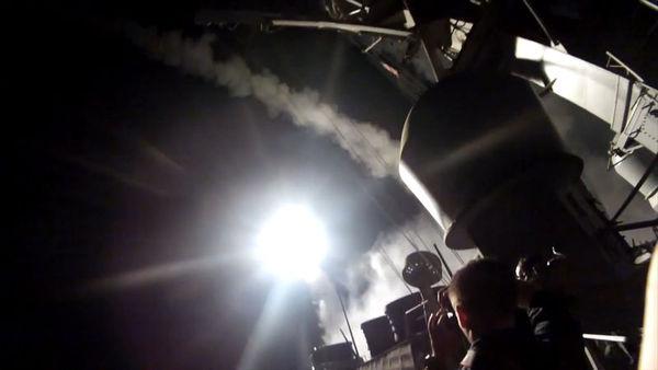 シリア爆撃(2014年9月)image