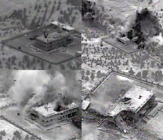 シリア爆撃(2014年9月23日)image