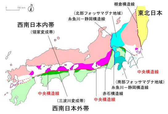 御岳山関連(大断層の構造)image
