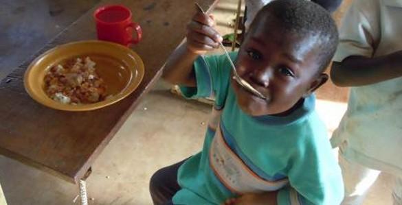 無名の人々(SierraLeonneの少年)image